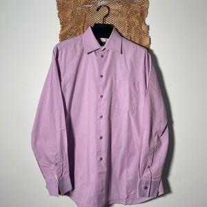 KENZO   Dress shirt in lilac